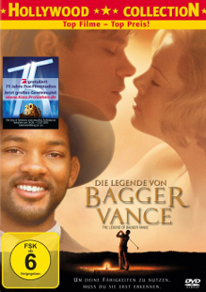 Will Smith, Matt Damon, Charlize Theron Die Legende von Bagger Vance