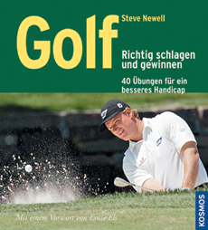 Golf; Golftraining; Golfbuch; Training; Handicap